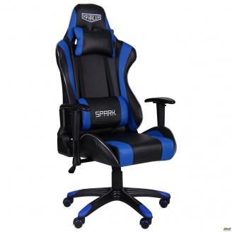 Кресло АМФ VR Racer Spark Blue