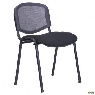 Стілець АМФ З Веб сидіння А-1 спинка сітка 535x560x840 мм сірий