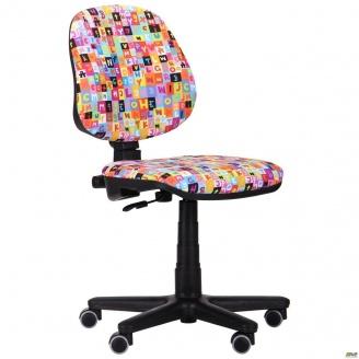 Кресло детское AMF Актив дизайн Алфавит 590x590x970 мм