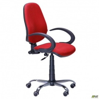 Кресло AMF Бридж хром ПК АМФ-5 Квадро-28 650x650x1080 мм