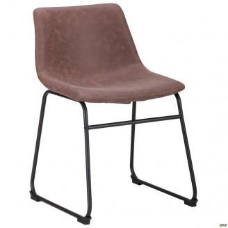 Офисный стул AMF Jango 750х490х510 мм cowboy коричневый