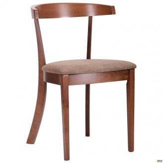 Дерев`яний стілець Гілфорд 770х520х500 мм горіх світлий коричневий