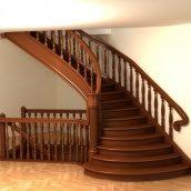 Сходи дерев'яні Гюмрі ЛД-8