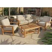 Комплект садових меблів №1 під замовлення
