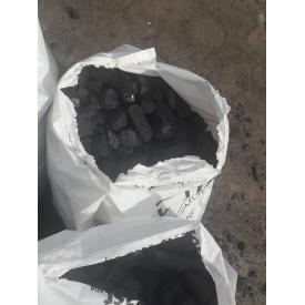 Уголь антрацит АМ в мешках 10-25 мм 40 кг