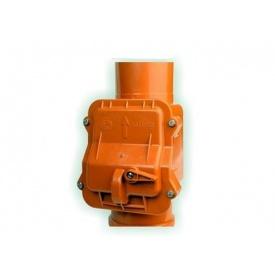 Обратный клапан вертикальный Кристан 110 мм
