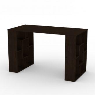 Стол письменный Компанит Студент-3 дсп 1200х738х600 мм венге