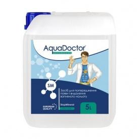 Засіб для зниження жорсткості води AquaDoctor SM StopMineral 5 л