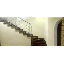 Виготовлення дерев'яних сходів для будинку