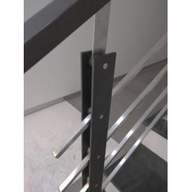 Дизайнерські перила Taurus з нержавіючої сталі для готелю 6 ниток