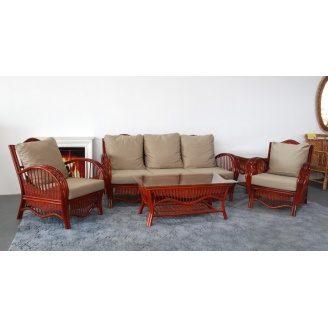 Комплект мебели ЧФЛИ Нью-Йорк из ротанга
