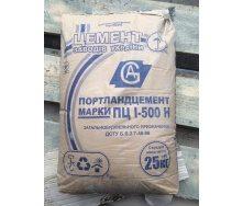 Цемент ЦЕМЕНТ-УКРАИНА ПЦ І-500-Н 25 кг