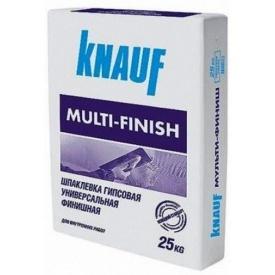 Шпаклівка Knauf Мультифініш 25 кг