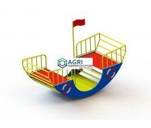 Гойдалки-човник Моряк 3,4х0,35х1 м