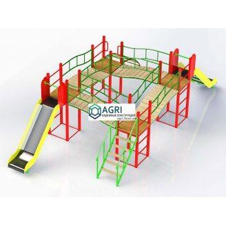 Игровой комплекс Kiddie1