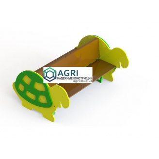 Лавка черепаха A-4300