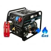 Двохпаливний генератор Hyundai HHY 10000FE-T LPG