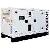 Дизельна електростанція Hyundai DHY 45KSE + ATS