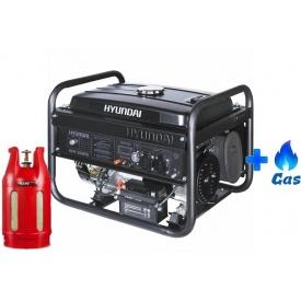 Двухтопливный генератор Hyundai HHY 3030FE LPG