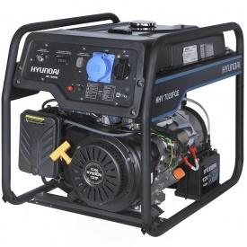 Бензо-газовый генератор Hyundai HHY 7020FGE