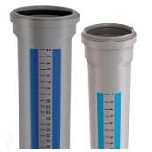 Труба ПП-HTplus внутренней канализации Magnaplast 110x2,7x2000 мм