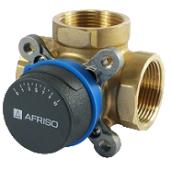 Триходовий клапан Аfriso ARV 384