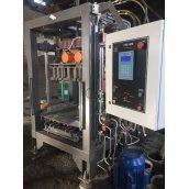 Вибропресс Васт-Сервис VPS-400 9 кВт для производства тротуарного бордюра