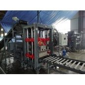 Вибропресс Васт-Сервис VPS-400 полуавтомат 10 кВт для изготовления строительной продукции