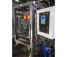 Вібропрес Васт-Сервіс VPS-400 9 кВт для виробництва тротуарного бордюру
