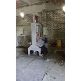 Вибропресс Васт-Сервис ПС-130 8,5 кВт для производства стеновых блоков
