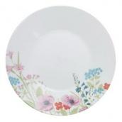 Тарелка суповая Luminarc Essence Rose Pompon круглая 23 см (N1259)