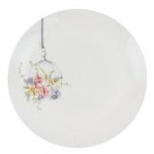 Тарелка десертная Luminarc Flore круглая 19 см (L8312)