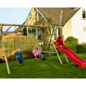 Деревянная детская площадка Сад от производителя