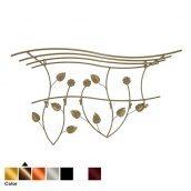 Вешалка настенная ЛУКО ИНГРИД Bronze 55x80x30 см (1309)