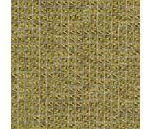 Мозаїка Grand Kerama моно рельєфний золото 300х300 мм (636)