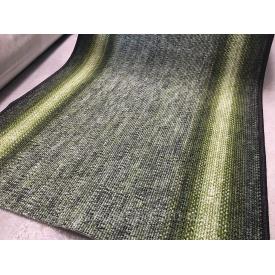 Ковровая дорожка Дарничанка зеленая 0,7 м