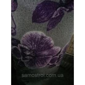 Килимова доріжка орхідея 1 м