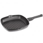 Сковорода-гриль Биол со съемной ручкой 28 см (2814П)