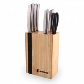 Набор ножей Bergner 6 пр (BG-4176-ММ)