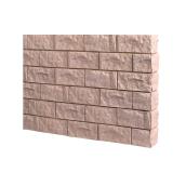 Колотый камень 100х200х12 мм
