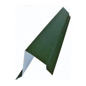 Полуконек плоский Тайл зеленый