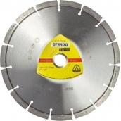 Круг алмазный отрезной Klingspor EXTRA DT350U 125x22,23