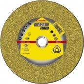 Отрезной круг по металлу Klingspor 230х3х22,2 Kronenflex A24 Extra