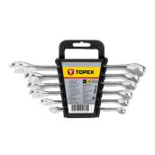 Набор ключей комбинированных TOPEX 35D755 8-17мм 6шт