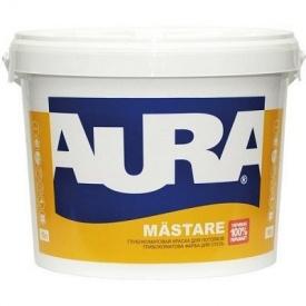 Краска интерьерная матовая дисперсионная AURA Mastare 5 л