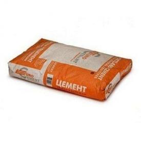 Цемент марка 400 Євроцемент 45 кг