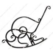 Металлический каркас кресла-качалки 20х20 мм