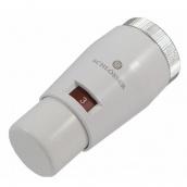 Термостатическая головка Schlosser Mini белая M30x1,5 (601100031)