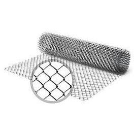 Сітка рабиця 1,5 м оцинкована клітина 55 мм