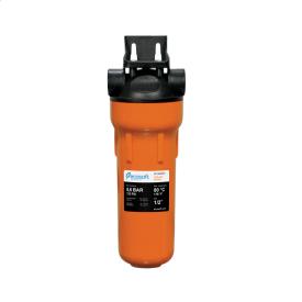 """Фільтр механічного очищення для гарячої води Ecosoft 1/2"""" (FPV12HWECO)"""